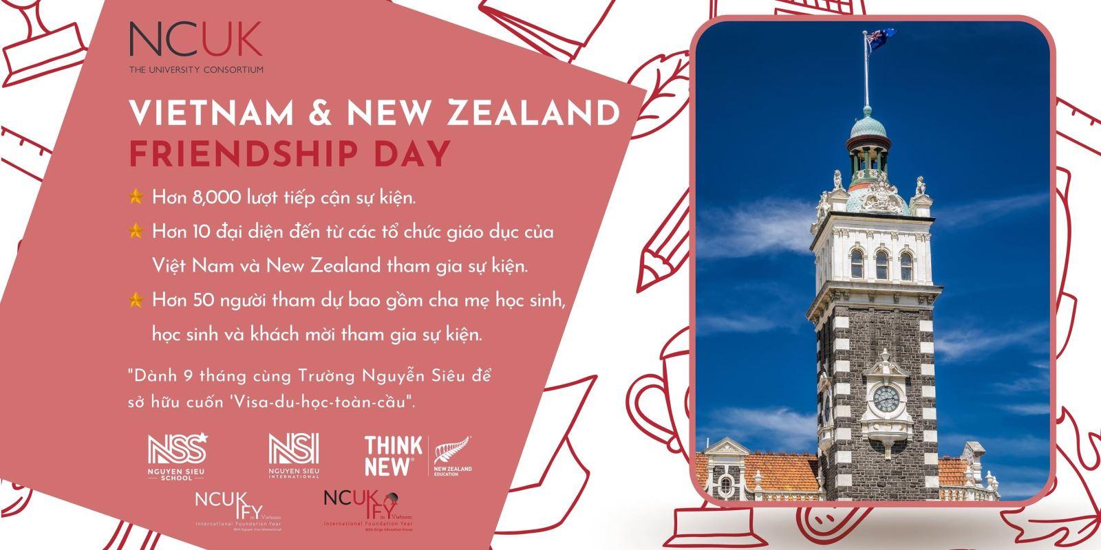 Tổng kết Ngày Hữu nghị Việt Nam và New Zealand