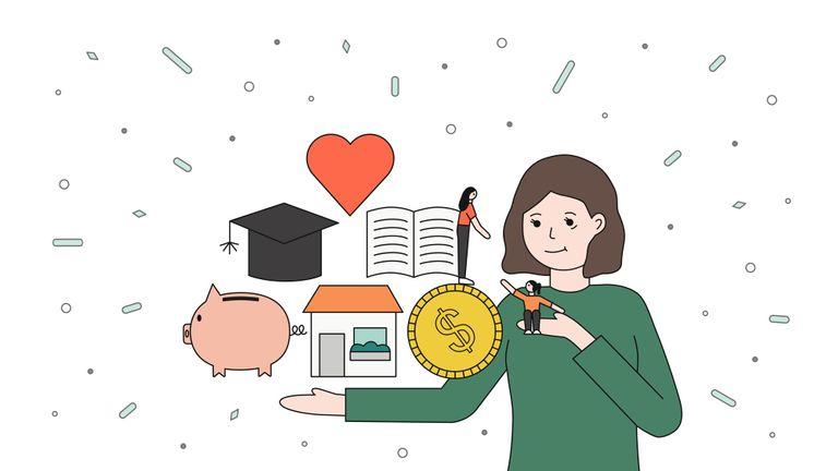 Nếp Tiết kiệm: Người mẹ làm ngân hàng đã dạy tôi điều gì về tiết kiệm?