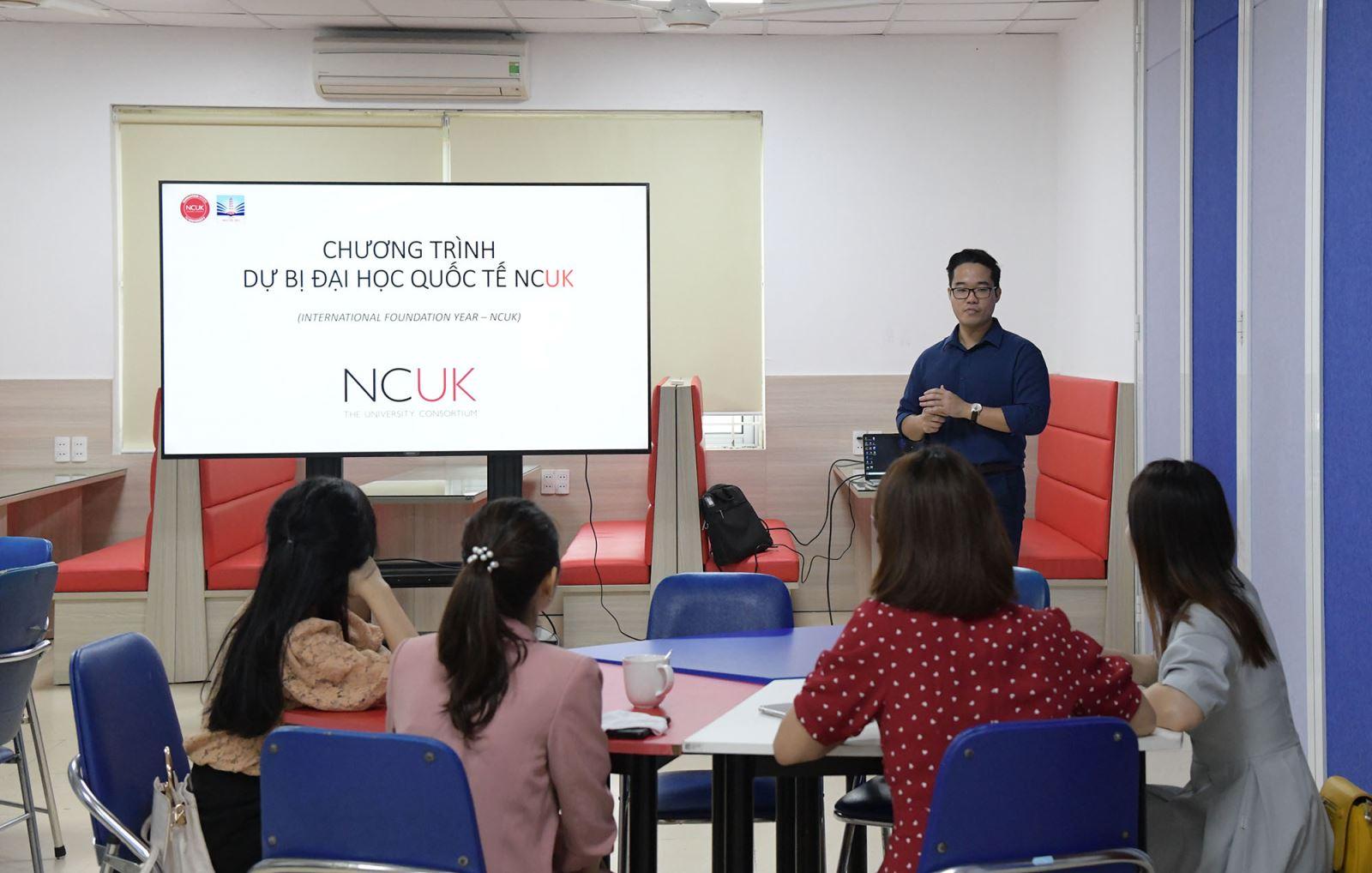 NCUK - chương trình dự bị đại học Quốc tế ưu việt dành cho học sinh Việt Nam