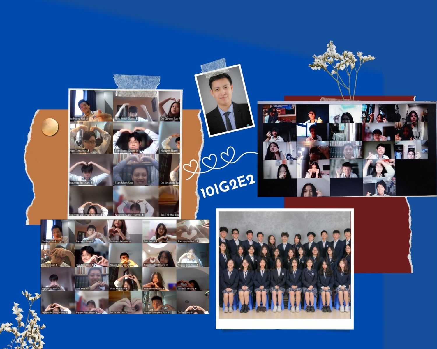 10IG2E2, WE ARE ONE!