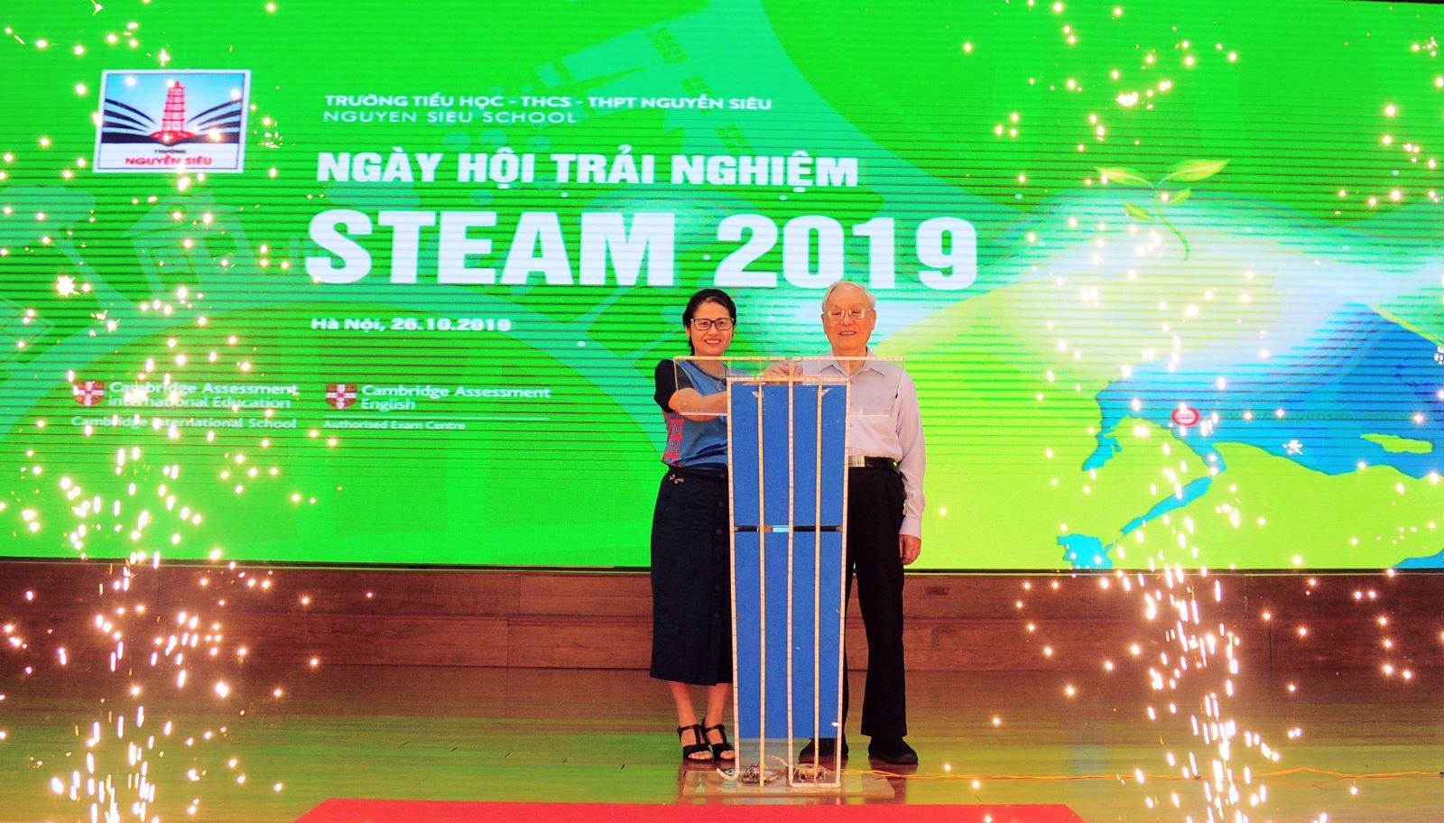Thuyền vớt rác đạt giải Nhất cuộc thi STEAM năm học 2019-2020