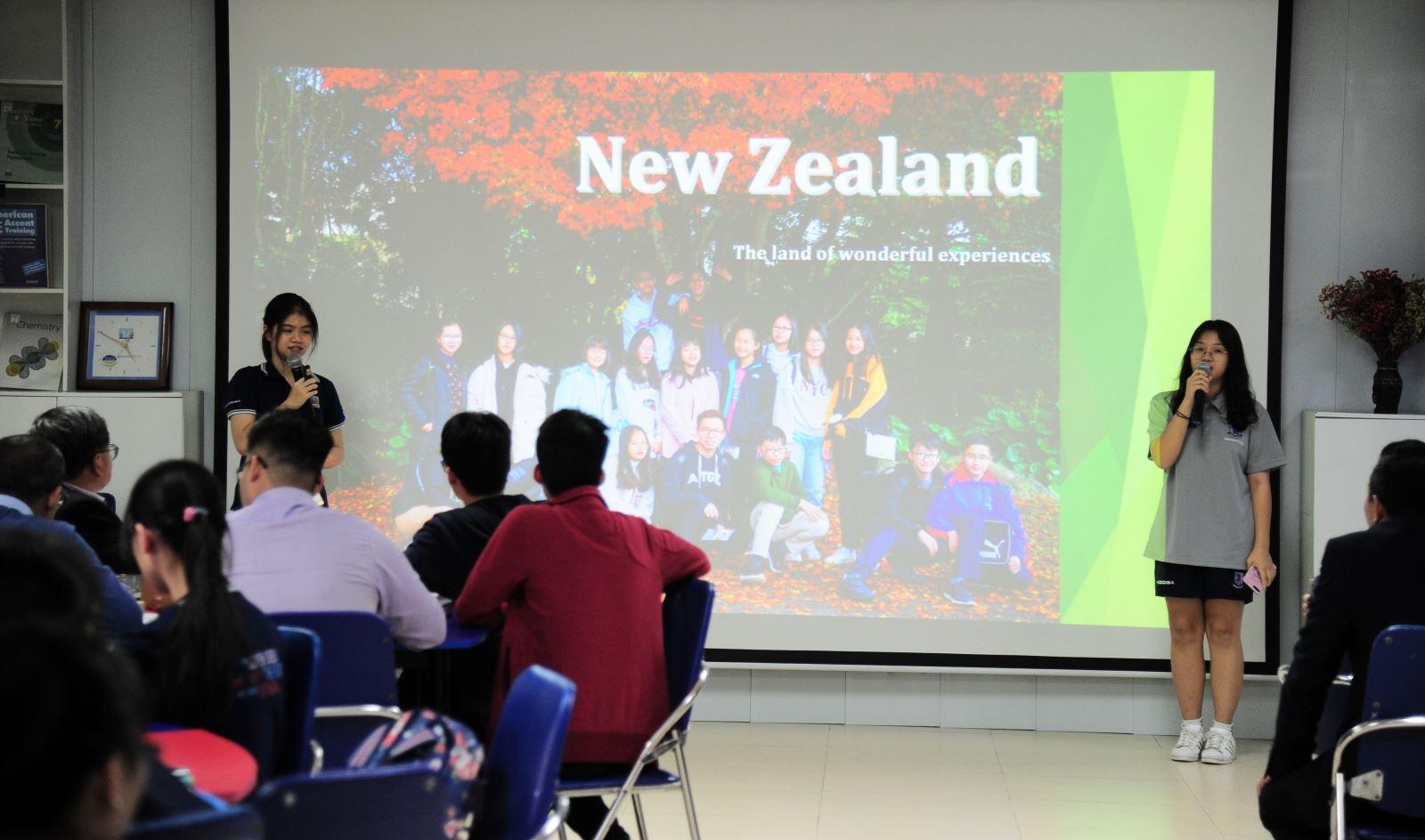Mở link đăng ký du học trải nghiệm 10 tuần tại New Zealand