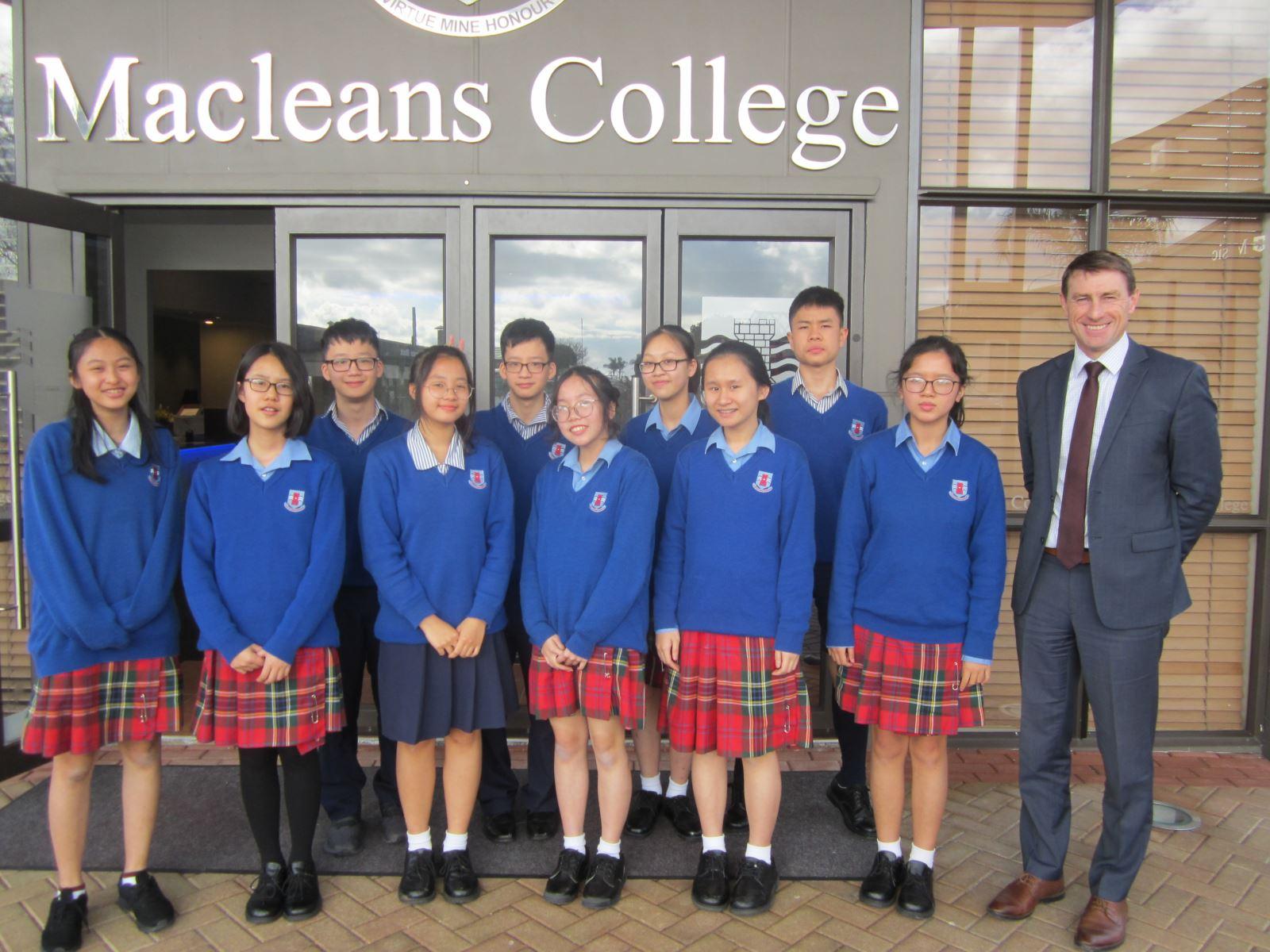 Đoàn học sinh Nguyễn Siêu và những trải nghiệm khó quên ở New Zealand