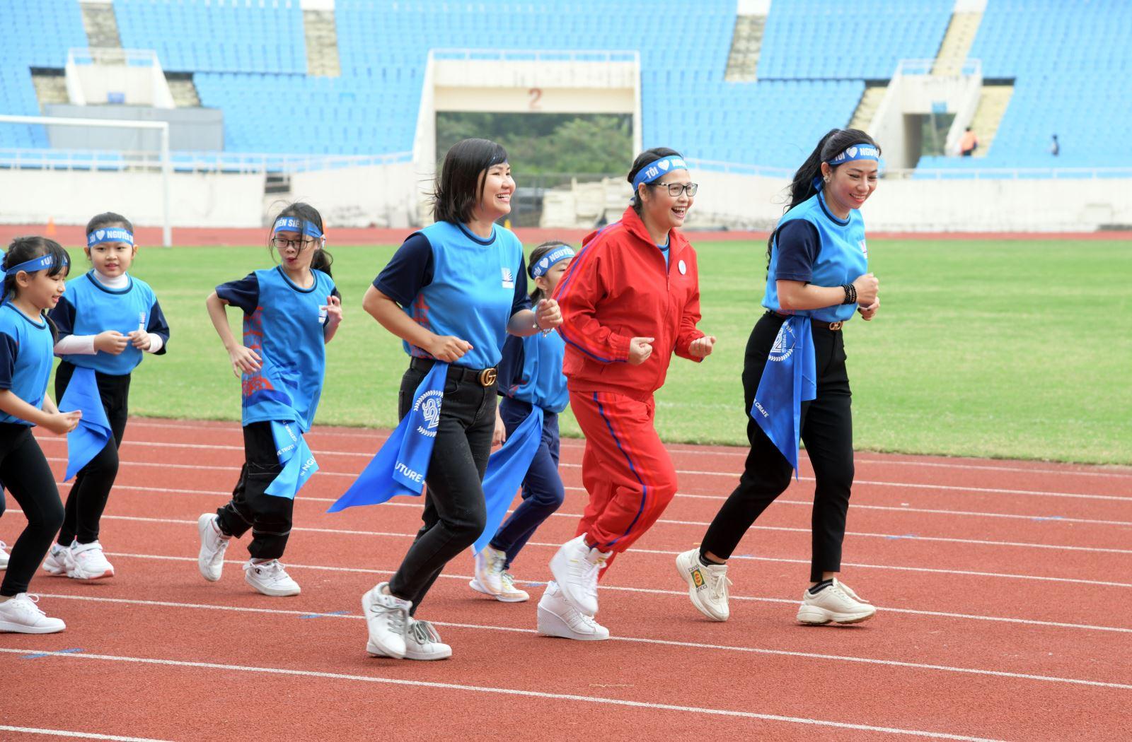 Ngày hội Thể thao 2020: Cháy hết mình - ngọn lửa Nguyễn Siêu